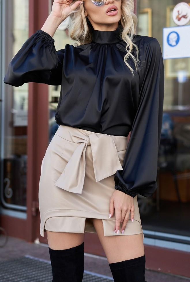 Блуза Гранде черный