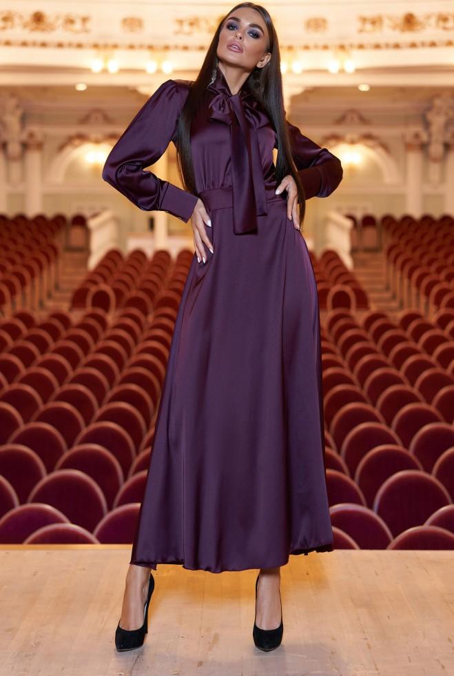 Платье Катриона марсала
