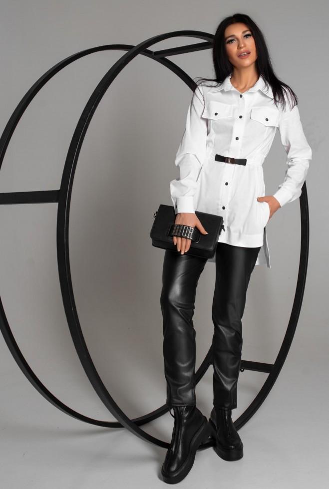 Блуза Тьера белый