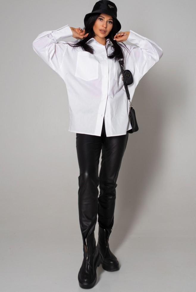 Блуза Эни белый