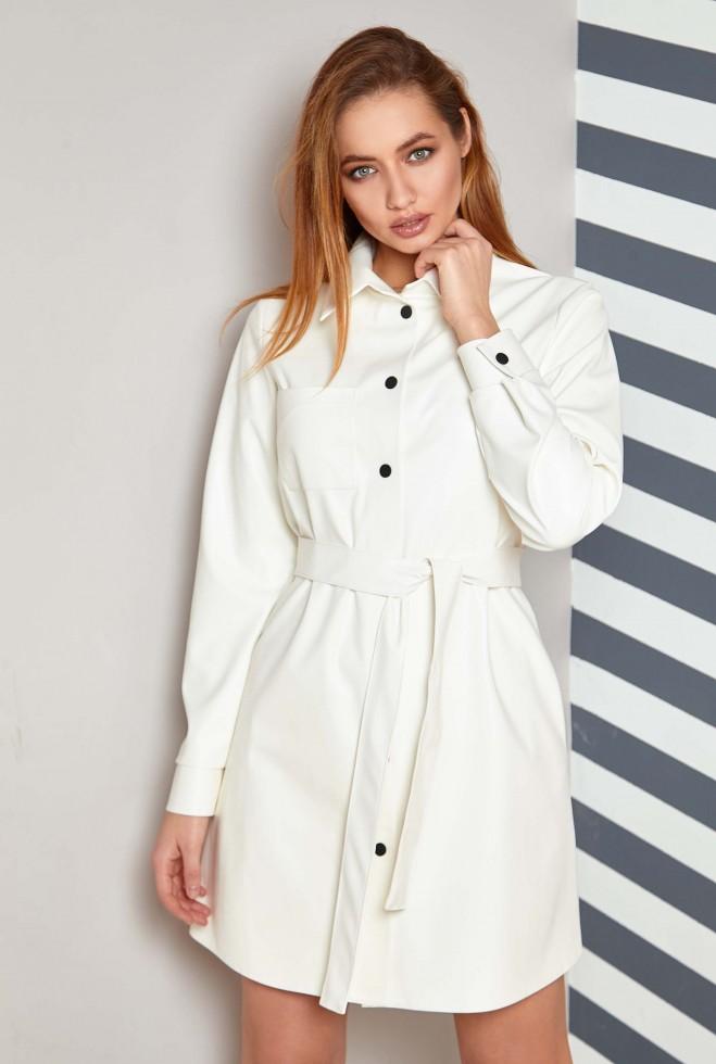 Платье Дали белый Жадон