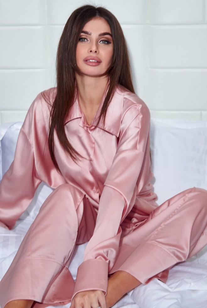 Пижама Танья персиковый Жадон