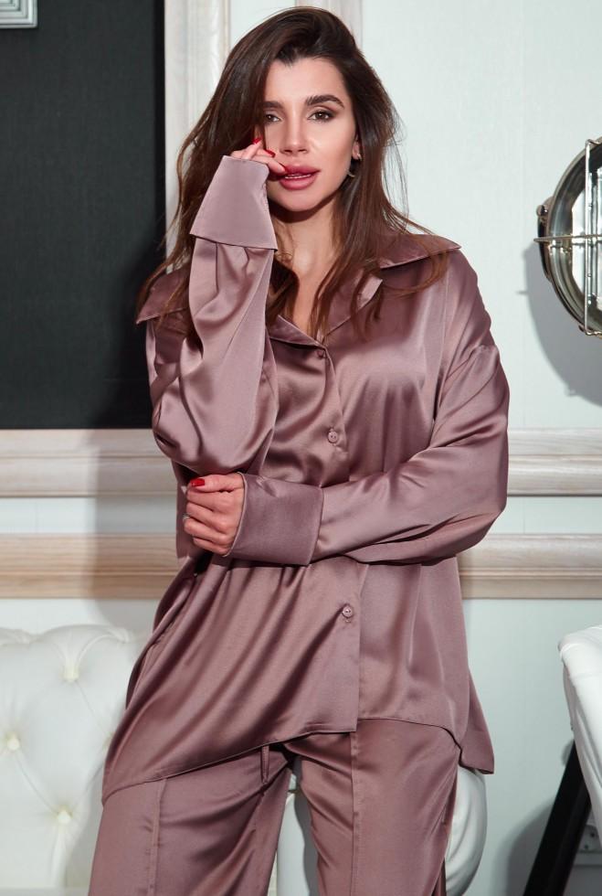 Пижама Танья Шоколад Жадон