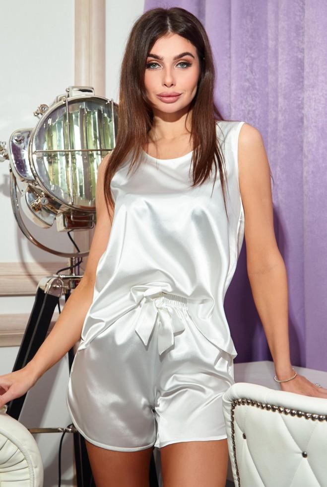 Пижама Шоти белый Жадон