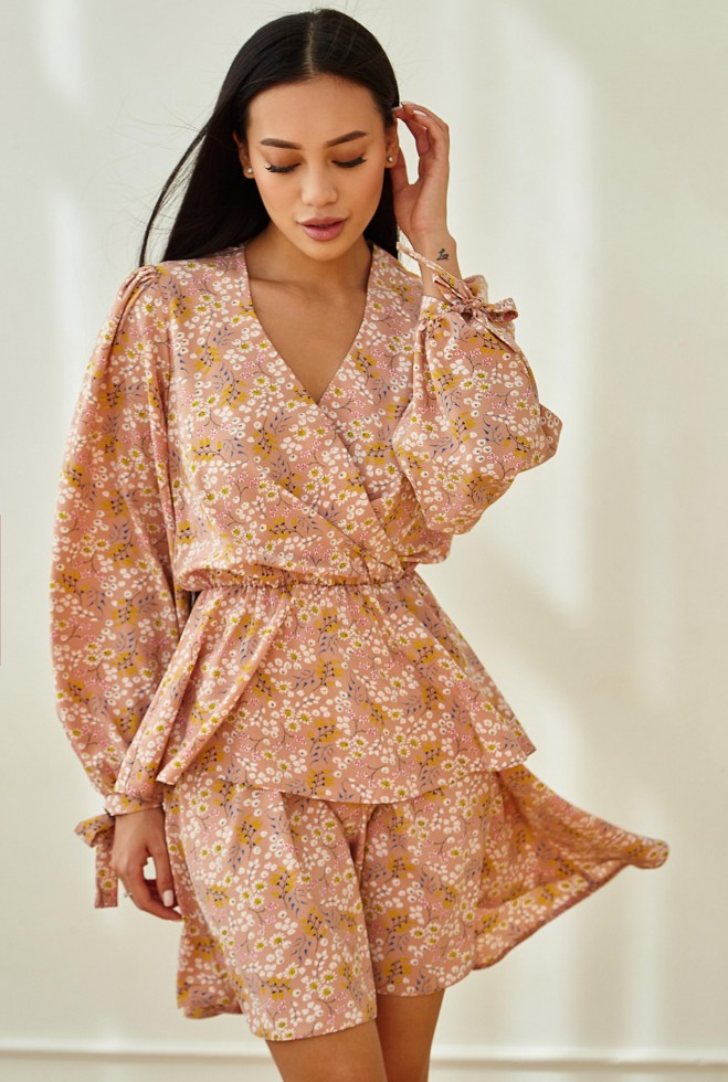 Платье Леена бежевый Жадон