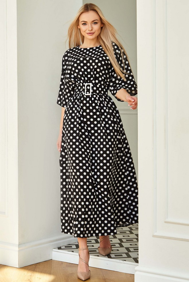 Платье Ролана черный Жадон