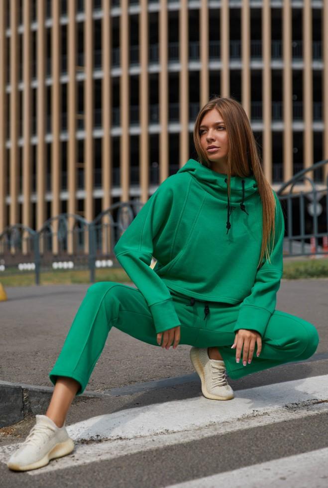 Прогулочный костюм Стинг зеленый Жадон