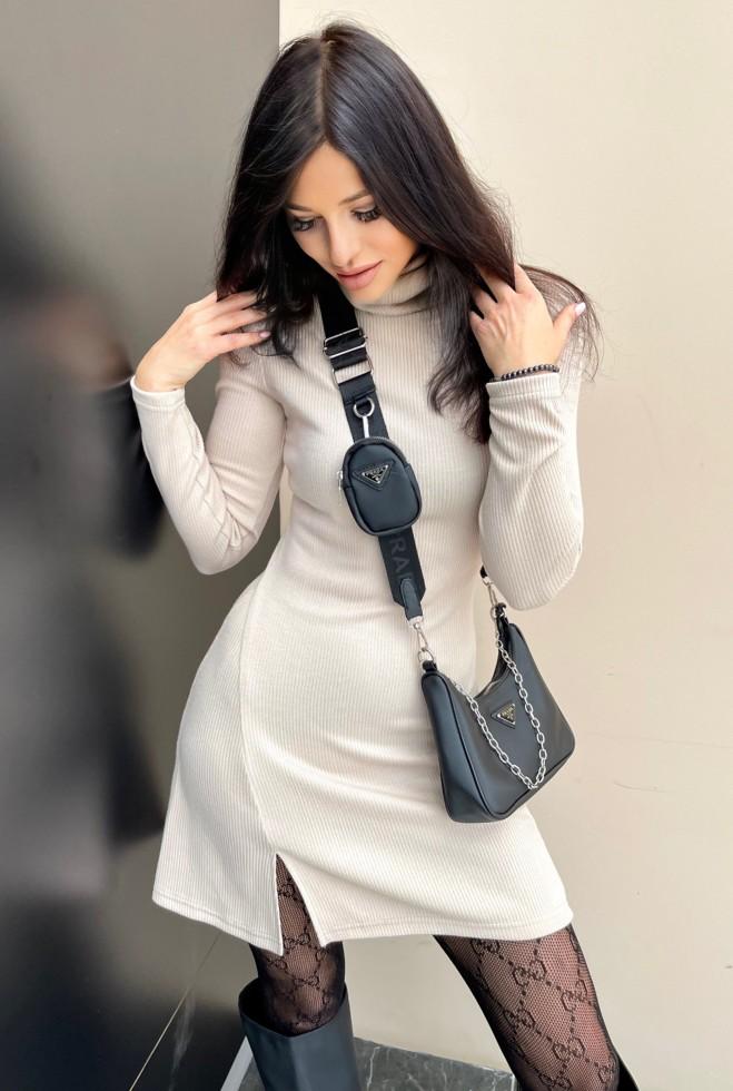 Платье Сана бежевый Жадон