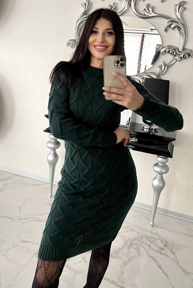 Платье Эллария черный Жадон