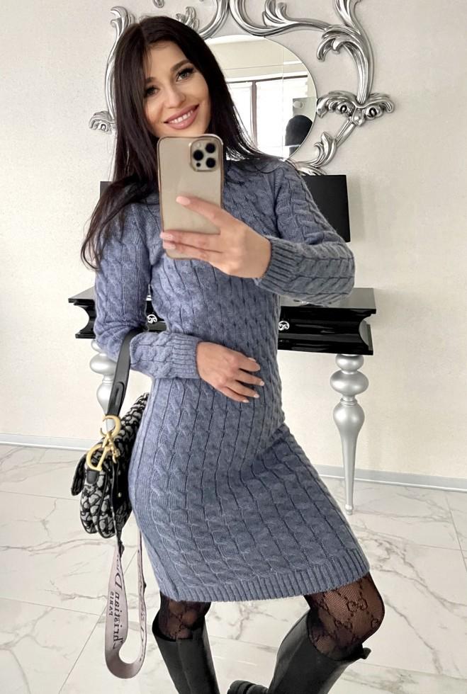 Платье Леда джинс Жадон