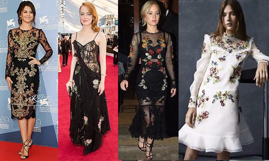Модная вышивка в этом сезоне