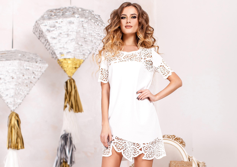 """Маленькое белое платье - новый """"must have"""" или замена платью chanel"""