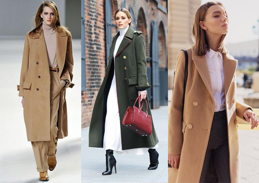 Грамотный уход - залог безупречного вида пальто