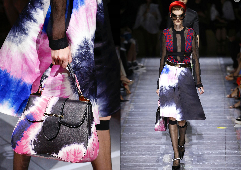 Самый модный тренд этой весны – принт Tie Dye