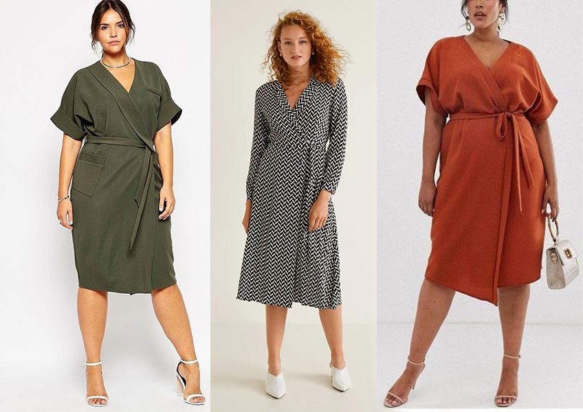 корректировка живота модной одеждой