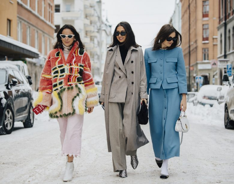Новая интерпретация гардероба для весны 2021
